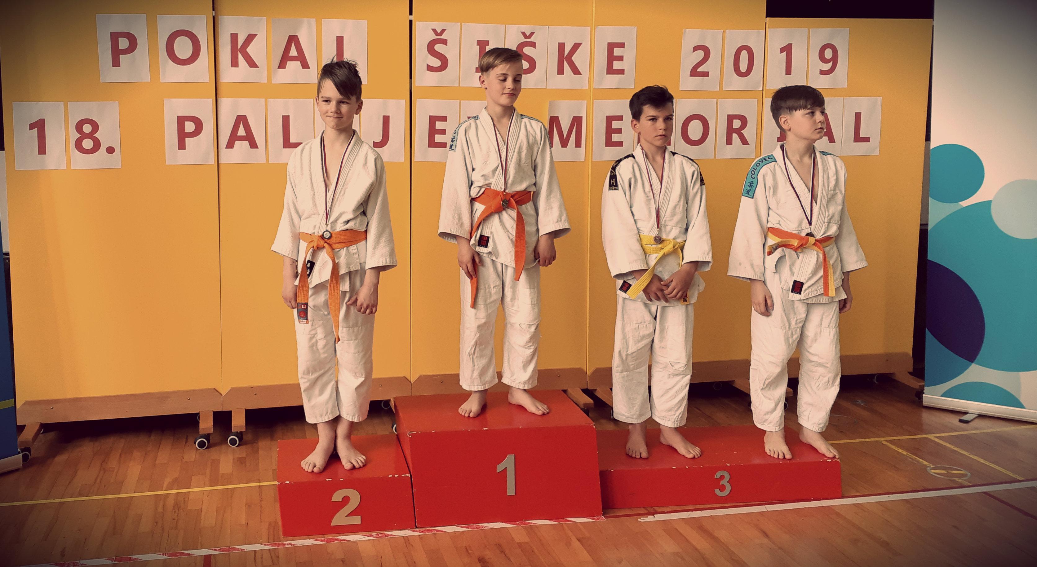 judo tekmovanje