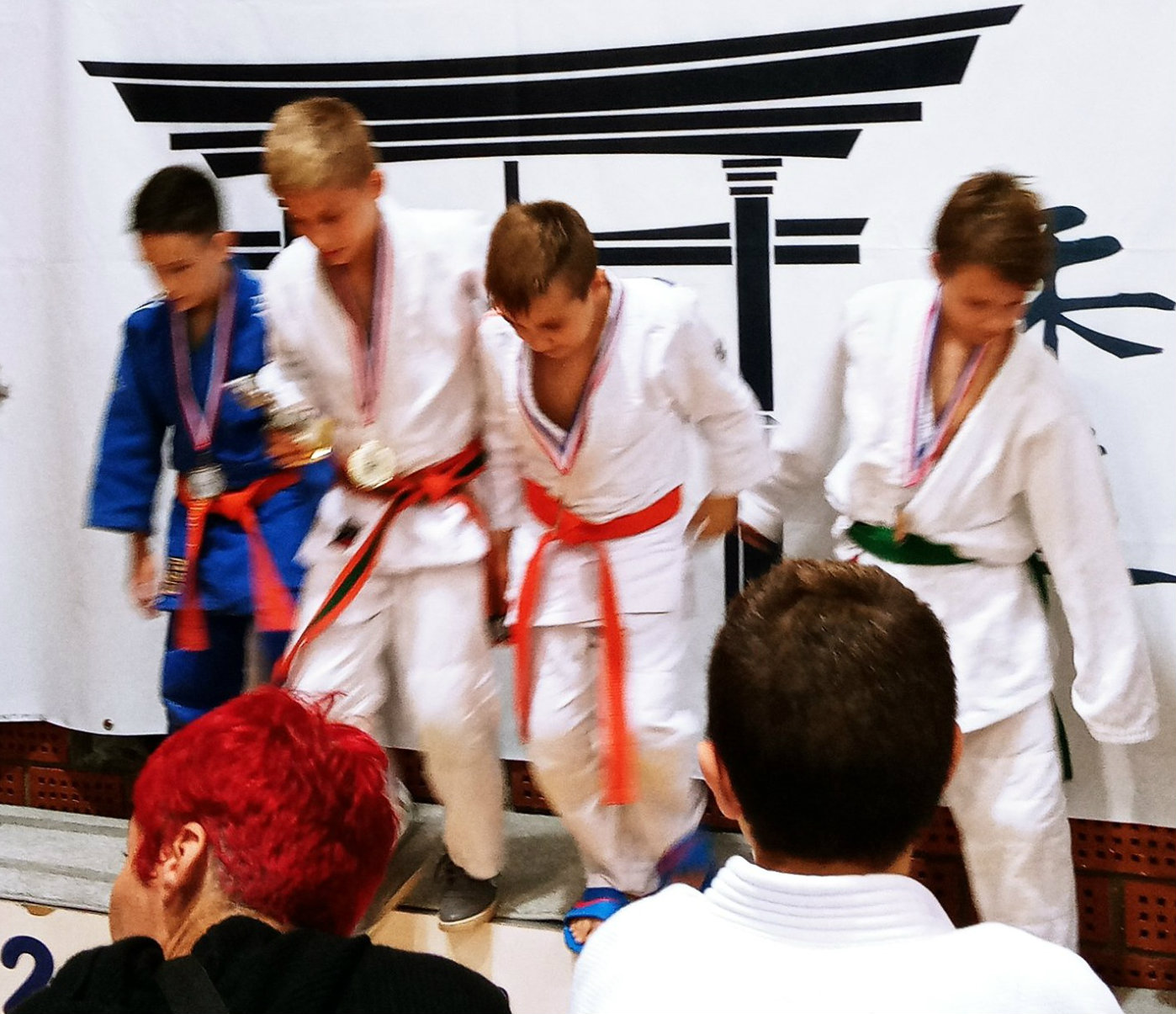judoist judo kluba bela krajina, Kristjan Kočevar, osvoji 3. mesto