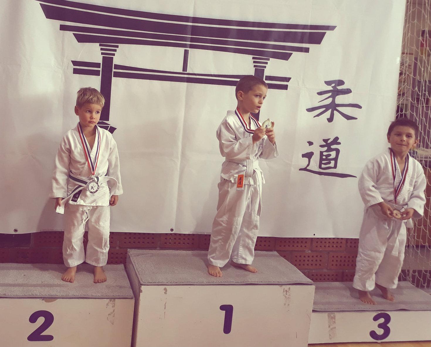 judoist judo kluba bela krajina, Gregor Matjašič osvoji 2. mesto